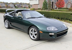 Rare Stock Toyota Supra for Sale [Video][Photo Gallery]