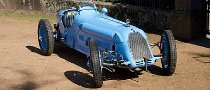 Rare Talbot-Darracq Racer Up for Auction