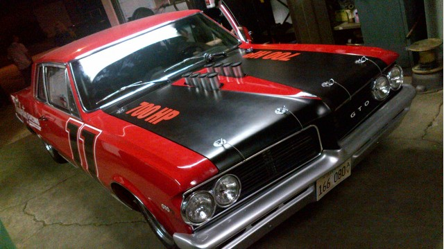 Raybestos Giving Away 1964 Pontiac GTO With 700 HP - autoevolution