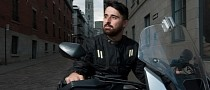 Raylier Aims High With the World's Safest Motorcycle Jacket