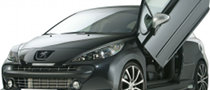 RDX RACEDESIGN Offers Discreet Styling Changes for Peugeot 207