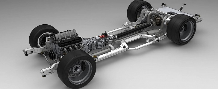 Ready, Set, Bolt On Your '70-'81 Camaro or Firebird to the All-New SPEC Chassis