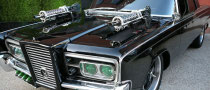 Real Life 'Black Beauty Chrysler Imperial' Offered as Prize