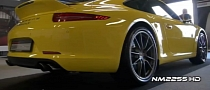 Real World Video: 430 HP Porsche 911 Carrera S Sport Design Pack [Video]