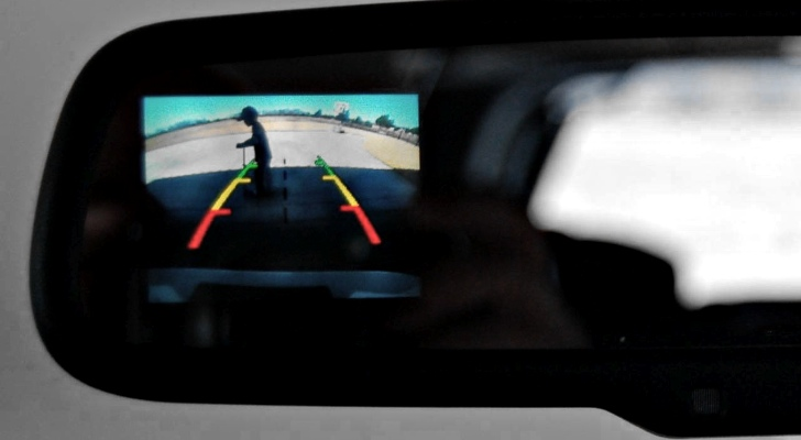 Rear-View Cameras May Be Added to the List of Mandatory Safety Kit in 2014