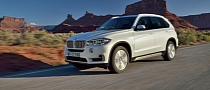 Rear-Wheel-Drive BMW F15 X5 Joins the Team