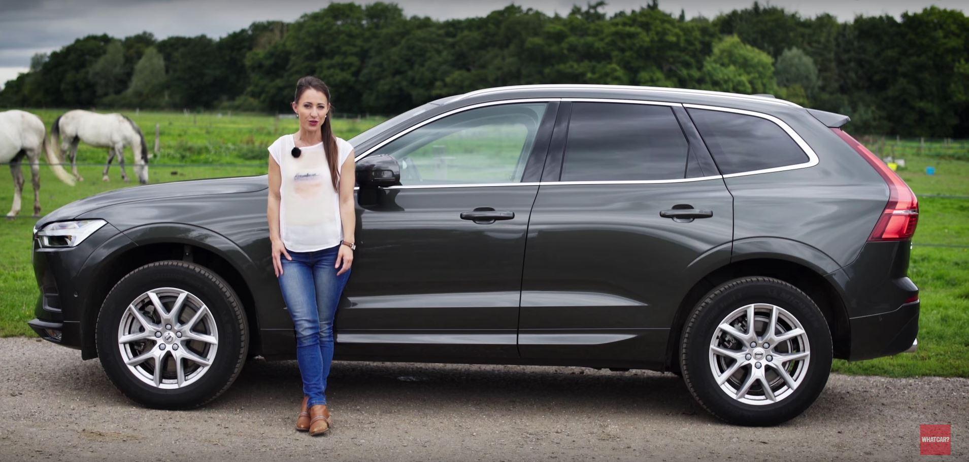 Rebecca Jackson Reveals 2018 Volvo XC60's Flaws - autoevolution