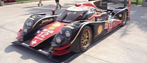 Rebellion Racing Lola-Toyota LMP1 Racecar for Sale