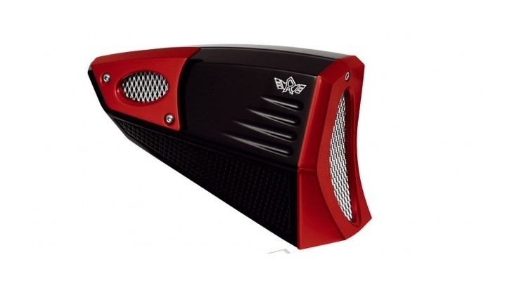 Rebuffini Shows Awesome Harley-Davidson Galaxy Air Cleaners