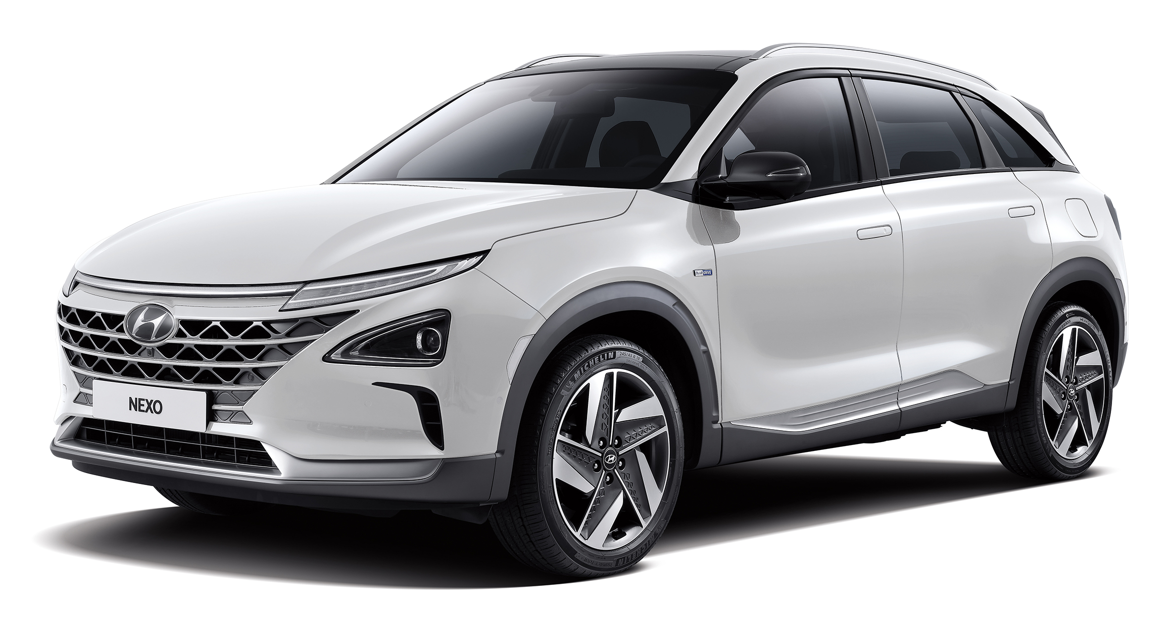 Record Setting Hyundai Nexo Fuel Cell Ev Starts Selling In