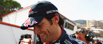 Red Bull Admits it Wants to Renew Webber's Contract