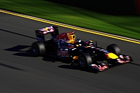 Red Bull RB7 lacked KERS in Australia