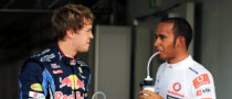 Red Bull Confirm Interest in Hamilton for 2012