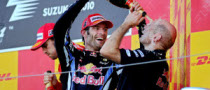 Red Bull Designer Newey Not Thinking Retirement