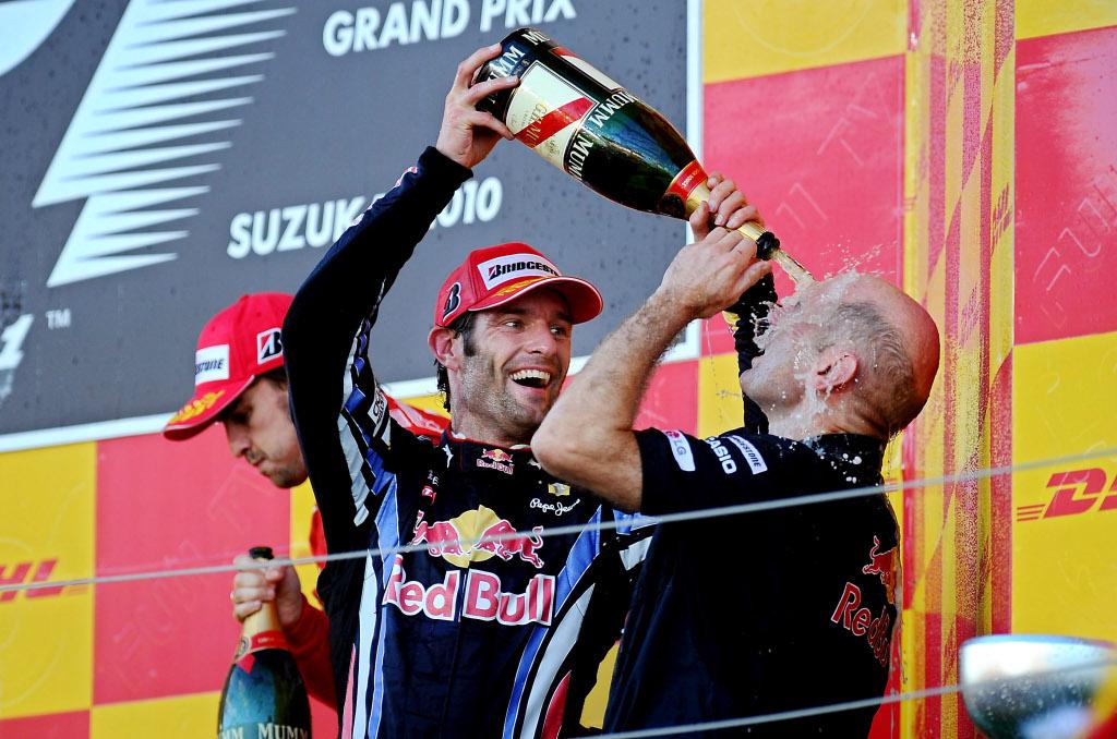 Red Bull Designer Newey Not Thinking Retirement ...