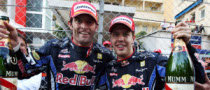 Red Bull Owner Expects Both F1 Titles in 2010