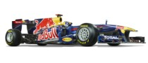 Red Bull Racing Unveils RB7
