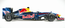 Red Bull RB5 Debuts with Gearbox Problems