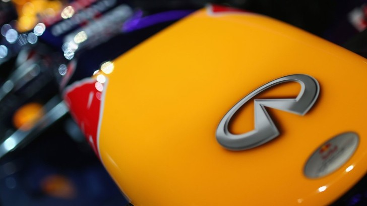 Red Bull Reveals Infiniti RB9 Formula 1 Car [Video][Photo Gallery]
