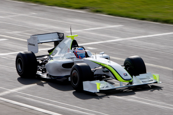Brawn Gp Car For Sale
