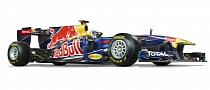 Red Bull to Unveil 2013 RB9 Formula 1 Car on February 3