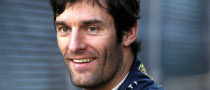 Red Bull Will Not Hurry Webber Extension