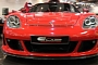 Red Gemballa Mirage GT For Sale