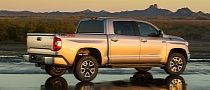Redesigned Toyota Tundra at Least Four Years Away