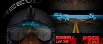 Reevu Shows New HUD Helmet, Soon in Stores