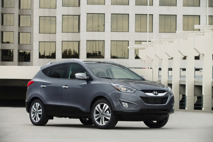 Refreshed 2014 Hyundai Tucson Priced from $21,450 [Photo Gallery]