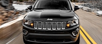 Refreshed Jeep Compass Debuts in Detroit