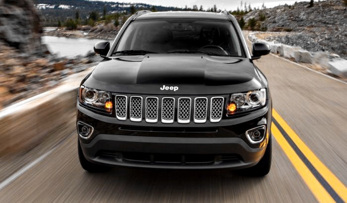 Refreshed Jeep Compass Debuts in Detroit - autoevolution