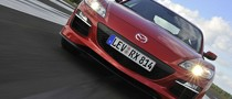 Refreshed Mazda RX-8 Live in Frankfurt, Photo Gallery Inside