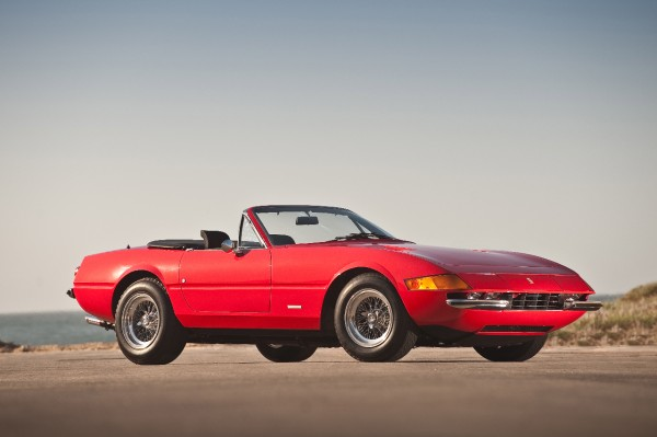 Reggie Jackson S Ferrari Daytona Spyder On Offer In