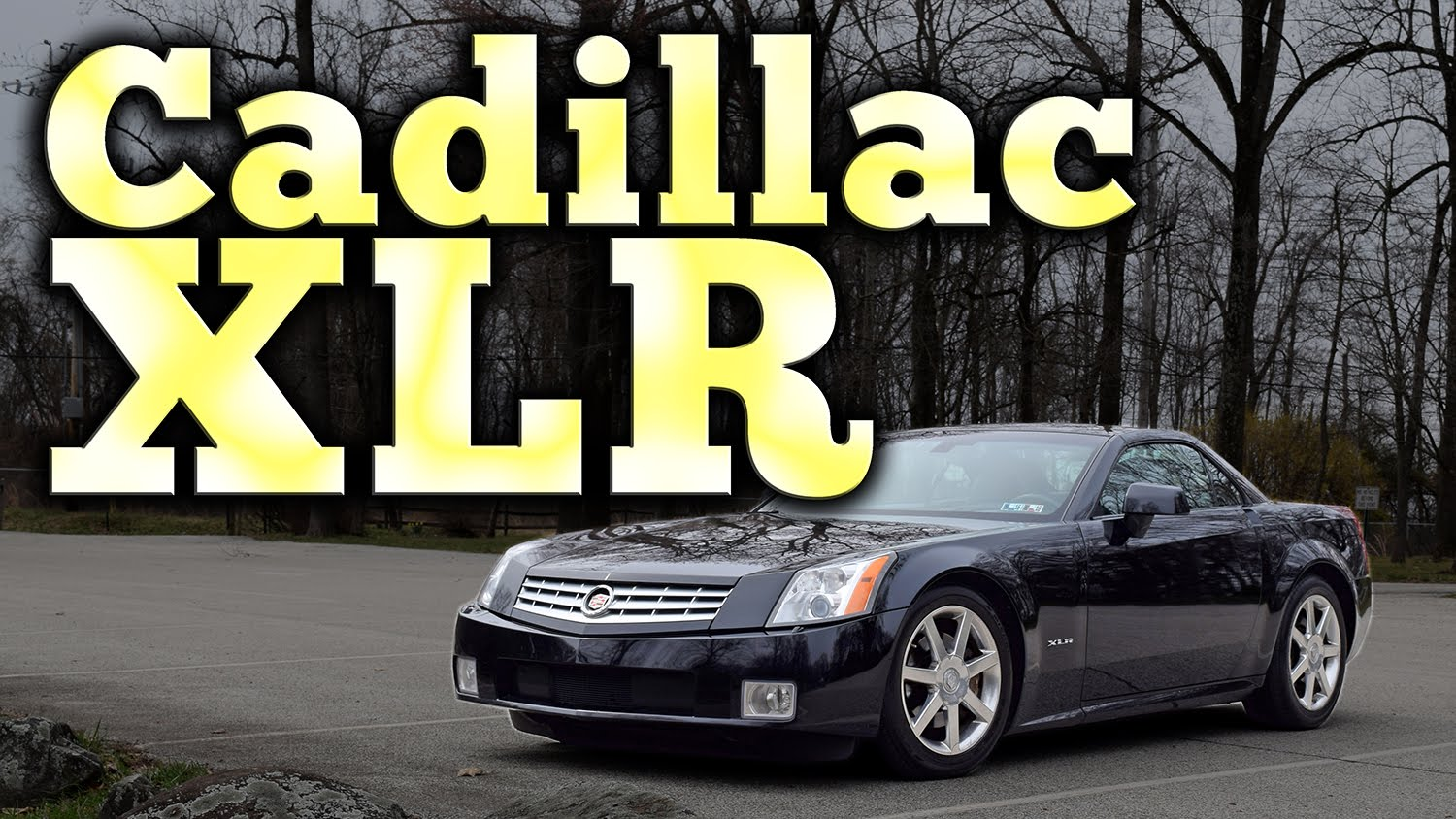 Regular Car Reviews Looks At Cadillac XLR, Explains Why It Sucks