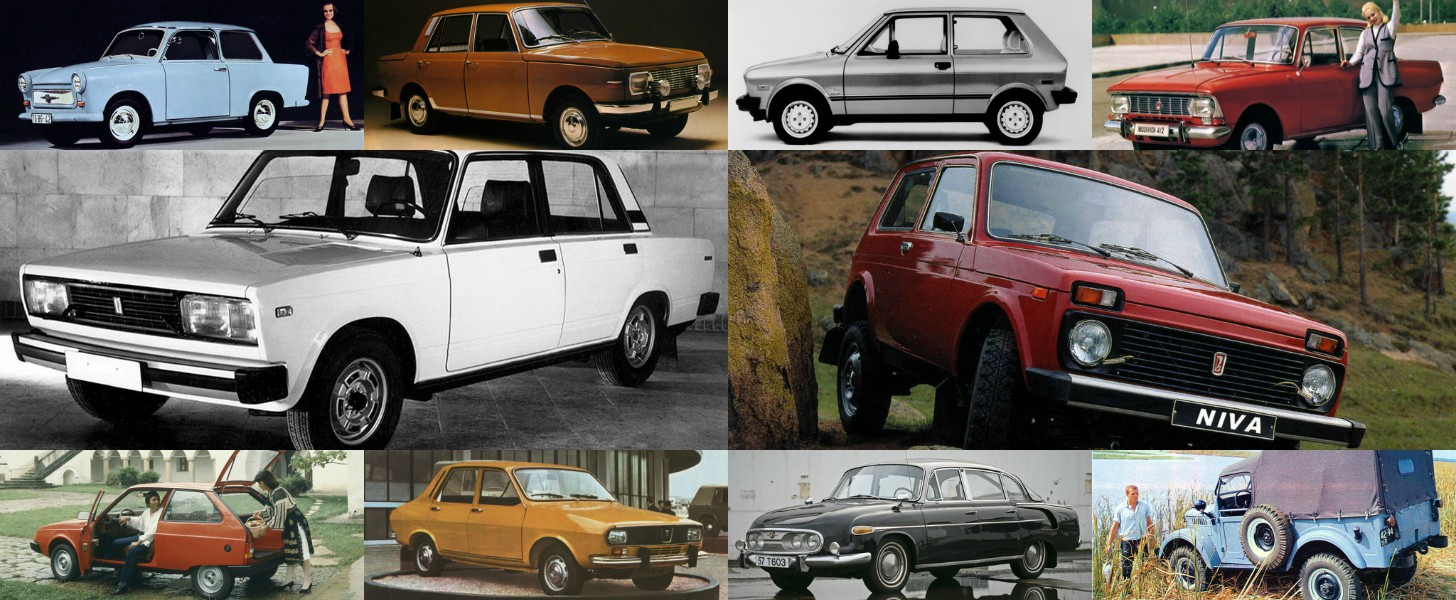 Iron curtain - Remembering 10 Of The Most Iconic Cars Built Behind The Iron Curtain Autoevolution