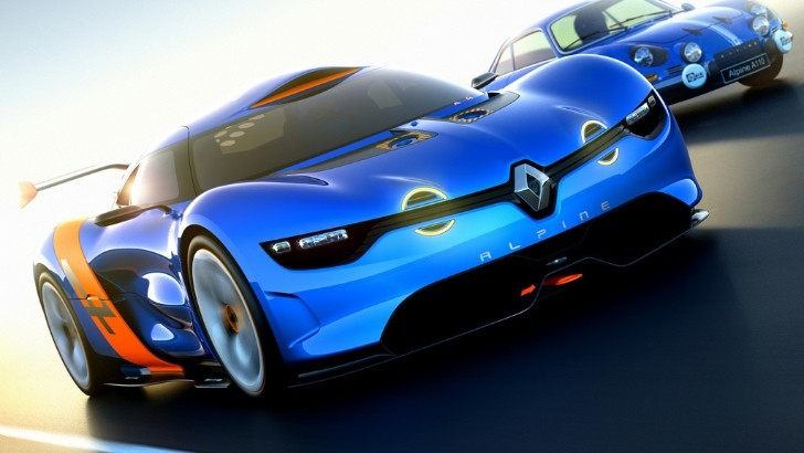Renault Alpine A110-50 Concept Official Release [Photo Gallery]