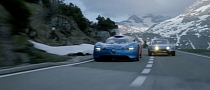 Renault Alpine A110-50 Concept Races Original Alpine A110 [Video]
