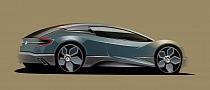 Renault Alpine Revival Rendering Released