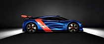Renault Alpine Sports Car Reportedly Co-Developed with Caterham