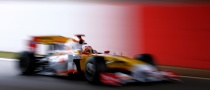 Renault Bring Fundamental Changes to R29 at Nurburgring