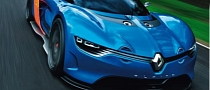 Renault Bringing Alpine A110-50 Concept to Goodwood