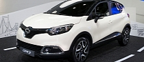 Renault Captur Becomes Samsung QM3 in Korea
