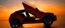 Renault CAPTUR Concept Is Poetry in Motion [Video]