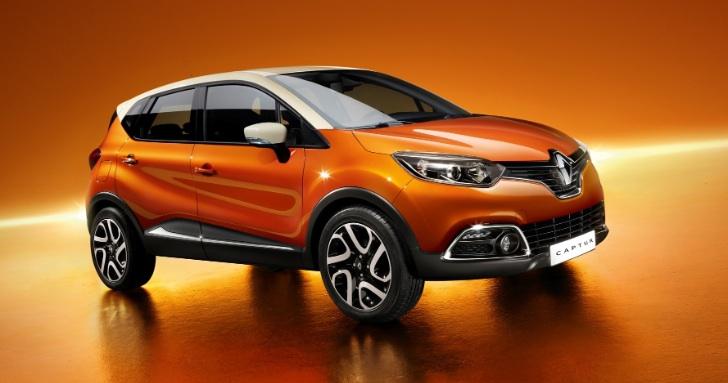 Renault Captur Price Renault Captur Priced From