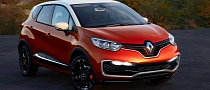Renault Captur RS Rendered. Would You Buy One?