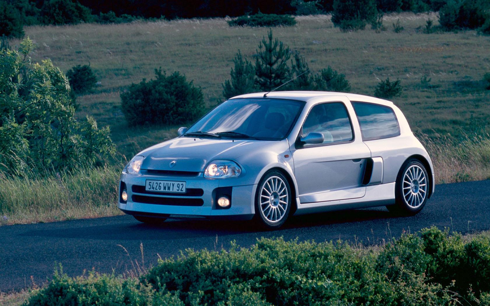 1998 Renault Clio V6