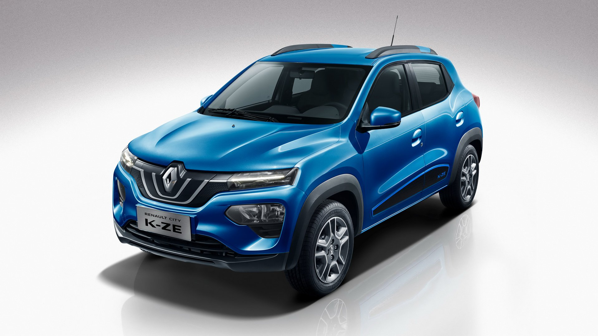 Renault City K Ze Looks Like A Cheap Kwid Ev In China Autoevolution