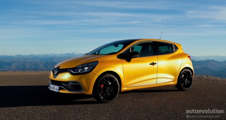 Renault Clio 200 EDC Full Details Revealed [Photo Gallery]