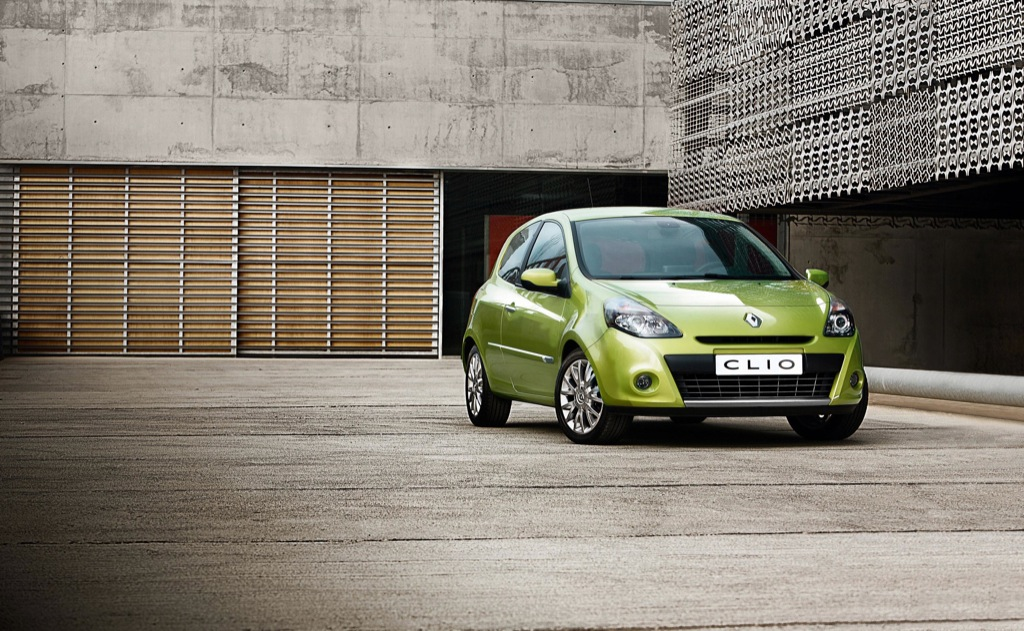renault clio dci 85 eco2 with 89 g km co2 released autoevolution. Black Bedroom Furniture Sets. Home Design Ideas
